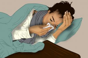 Znate li razlikovati prehladu od gripe? (5 osnovnih razlika)